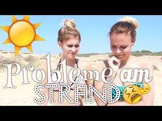 PROBLEME am Strand - mit MrsBella | Dagi Bee - YouTube