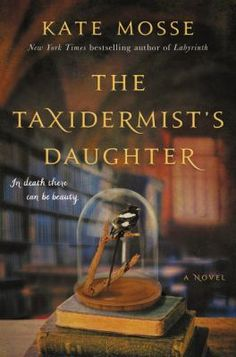 Joining her fellow English villagers in a misty churchyard on St. Mark's Eve, a taxidermist's daughter reflects on the mysterious downfall of her father's once-famous museum before discovering the body of a stranger whose death unlocks dark memories.