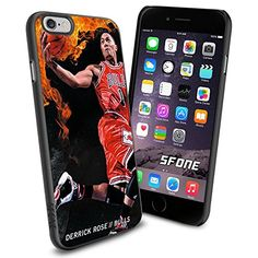 "NBA Derrick Rose iPhone 6 4.7"" Case Cover Protector for iPhone 6 TPU Rubber Case SHUMMA http://www.amazon.com/dp/B00WGRCZG2/ref=cm_sw_r_pi_dp_68Mnvb1BGF6Z5"