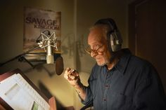 "Charles Dance narrates Nat Geo WILD's Savage Kingdom. (Photo: Business Wire) _ The Emmy-Nominated Actor Best Known for His Role as Tywin Lannister (""Game of Thrones"") Will Voice the Story of Rival Animal Clans Battling for Supremacy and Survival in the Live-or-Die World of Remote Africa. *Savage Kingdom* is a real life African version of Game of Thrones"