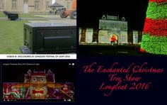 VIZBOX Enclosures used in Leading Festival of Light Best Christmas Lights, Christmas Shows, Christmas Fun, Perfect Image, Perfect Photo, Love Photos, Cool Pictures, Outdoor Projector, Festival Lights