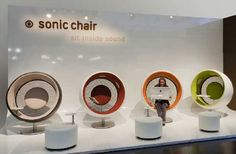 sonic chair – sit down, tune in, rock out