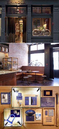 For John : With the opening of Shinola's flagship store, American manufacturing is back on the streets of Tribeca. Located at 177 Franklin Street between Hudson and Greenwich, the Detroit-based brand brings the classic American dream back to a neighborhood known more for its luxury condos than handmade goods. Click on the image to find out more!