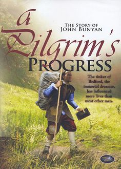 A Pilgrims Progress: The Story of John Bunyan - Christian Movie/Film on DVD. http://www.christianfilmdatabase.com/review/a-pilgrims-progress-the-story-of-john-bunyan/