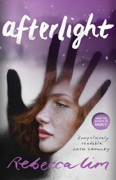 Afterlight, by Rebecca Lim (released Apr 12, 2016). Since her parents died in a freak motorbike accident, Sophie Teague's life has fallen apart. But she's just enrolled at a new high school, hoping for a fresh start. That's until Eve, a beautiful ghost in black, starts making terrifying nightly appearances, wanting Sophie to be her hands, eyes and go-to girl. There are loose ends that Eve needs Sophie to tie up. But dealing with the dead might just involve the greatest sacrifice of all.