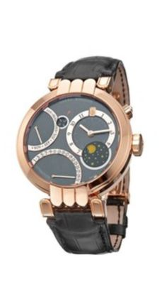 Watches of Distinction: Harry Winston Premier Men's Wrist Watch; #:PREAPC41RRO16. Priced at: $48,750.00.