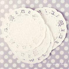 Paper Doilies-Shop Sweet Lulu-20 for 2.50