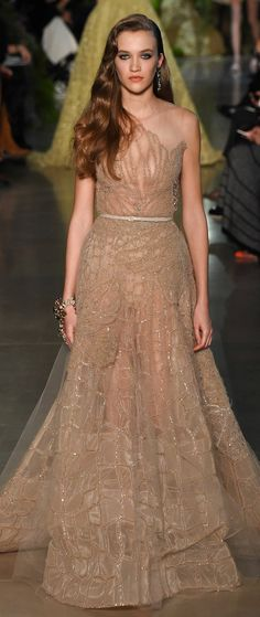 Elie Saab Spring 2015 Couture - Collection