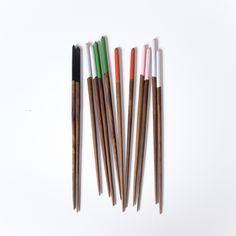 Chopsticks: get em online! What colour would you choose.