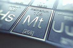 #OTD #HistSci 29 August 1982  Element number 109 is first observed at Darmstadt, Germany. It was named Meitnerium after Lise Meitner (who along with Otto Hahn, discovered nuclear fission). Since curium was named after both Marie and Pierre Curie, meitnerium is the only element named after a woman.  © Science Picture Co/Getty Images