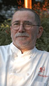 Chef Piero Bertinotti  ristorantepinocchio.it
