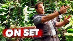 Jurassic World: Chris Pratt's Jurassic Journals: Stunts 101