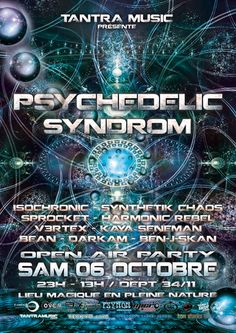 Psychedelic Syndrom !