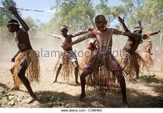 Indigenous dancing at the Laura Aboriginal Dance Festival. Aboriginal Children, K Project, Rite Of Passage, Dancing, Stock Photos, Image, Dance