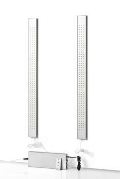 "Glamcor PARIS LIGHTS 36"" Length - Ultra Thin"