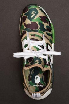 BAPE X adidas Originals NMD R1 'A Bathing Ape'