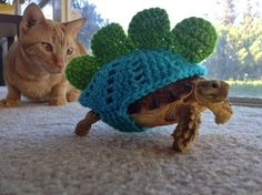 Turtle-saur :)  Please Follow: +Creative Ideas