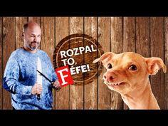 Rozpal to, Féfe! - aneb Ftefan s omáčkou Humor, Fun Stuff, Youtube, Fun Things, Humour, Funny Photos, Funny Humor, Comedy, Youtubers