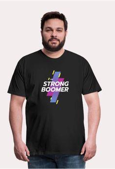 Miesten premium t-paita varastossa. Painamme tuotteen sinua varten tilauksen jälkeen. Toimitusaika: 3-6 työpäivää Klassinen miesten t-paita. 100 % puuvillaa. Strong, Youtube, Mens Tops, T Shirt, Fashion, Supreme T Shirt, Moda, Tee Shirt, Fashion Styles
