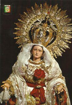 María Santísima de la Amargura, de la Semana Santa de Málaga. LVA-41