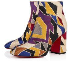 6380225dbefe Hilconico 85 MULTI Creative Fabric - Women Shoes - Christian Louboutin