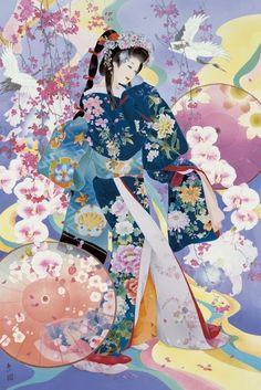 Wallpaper... By Artist Haruyo Morita...