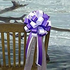Planning a Purple Wedding? Well here are some fun and beautiful items that should help you with your decor! We have some examples of everything from hair pieces to invitations to candy buffet candy for your dessert table! Take a peek down this post and see if anything is right for your wonderful day. And congratulations! Purple,Lavenderor Lilac Wedding Invitations If you see an invitation you like click on it for price and details. These beautiful invitations can all be personalized with…