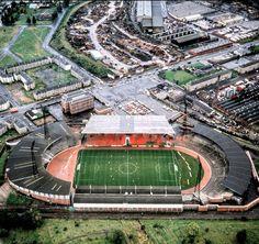 Celtic Soccer, Celtic Fc, Football Stadiums, Glasgow, Landscape Design, City Photo, Nostalgia, Park, Scotland