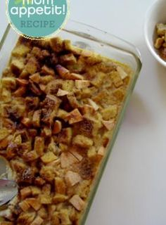 Pudding, Bread Puddings on Pinterest | Rice puddings, Bread puddings ...