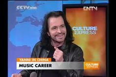 Yanni interview on CCTV
