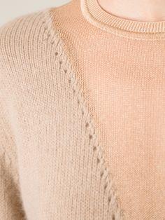 Carven Sheer Panel Sweater - Twentyone St. Johns Wood - Farfetch.com