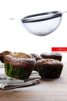 Muffin alle pere sofficissimi