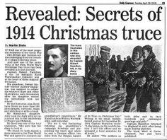 Secrets of 1914 Christmas truce