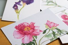 Self-taught artist Linda Funk endeavors to please both the scientist and the untrained lover of flora through exquisite botanical representations.
