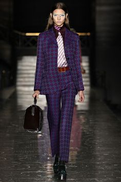 Tendencia total look pasarelas, celebrities y street style: Miu Miu