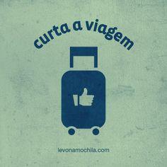 .@Levo na Mochila | #levonamochila #curta #viagem #travel | Webstagram