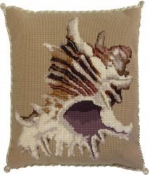 Elizabeth Bradley | Needlepoint Kits The Shells - The Beaumaris Collection - Browse By Kit Collection - Shop (USA)