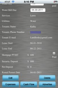The Landlord App - Property Management On The Go