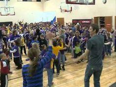 UNI Interlude Dance Lincoln School Cedar Falls