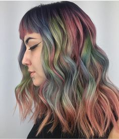 """7,189 Likes, 61 Comments - Pulp Riot Hair Color (@pulpriothair) on Instagram: """"@caitlintyczka is the artist... Pulp Riot is the paint."""""""
