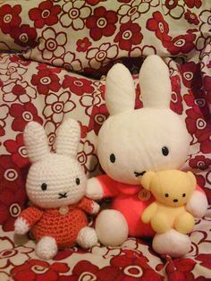 Amigurumi Miffy Bunny - FREE Crochet Pattern / Tutorial