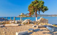 Kos, isla griega del archipiélago del Dodecaneso!  #VoyagePriveES #Grecia #Islasgriegas #MarEgeo  http://www.voyage-prive.es/