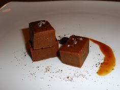 Creamy, Dreamy, Spicy Fudge, and Not a Jar of Marshmallow Fluff In Sight. - Jenni Field's Pastry Chef Online
