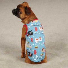 Casual Canine Tough Dog Tank Tops (Part of our Tough Dog Collection)