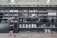 No.57 Boutique Cafe in Abu Dhabi by Anarchitect | Yatzer