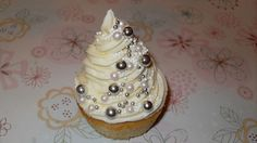 Pearl CUPCAKE Decoration IDEA