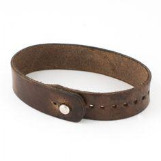 Button-Stud Watchband (Adjustable) | form•function•form ($48.00) - Svpply