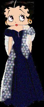 Betty Boop Clip Art