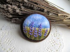 Hey, I found this really awesome Etsy listing at https://www.etsy.com/listing/223495392/needle-felted-brooch-needle-felted