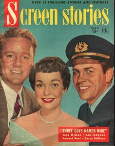 Screen Stories March 1951